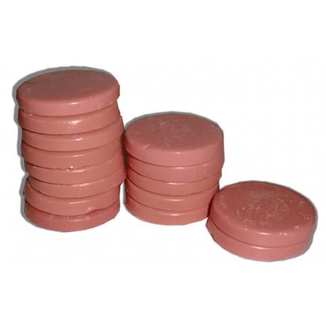 Galets de cire à épiler Pelable - ROSE 1 kg