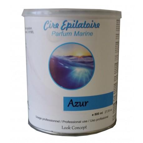 Pot 800 ml - AZUR - Cire à épiler