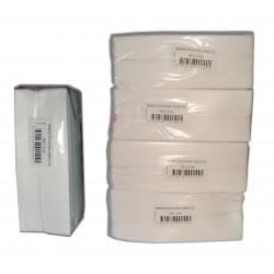LOT de 5 paquets de 250 bandes lisses non-tissées - Cire à épiler