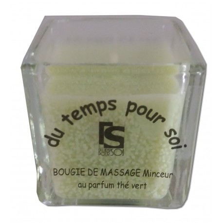 Bougie de massage Thé Vert 60 g