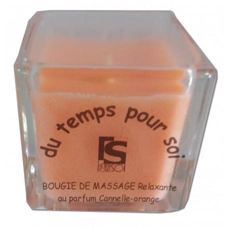 Bougie de massage Cannelle Orange 60 g