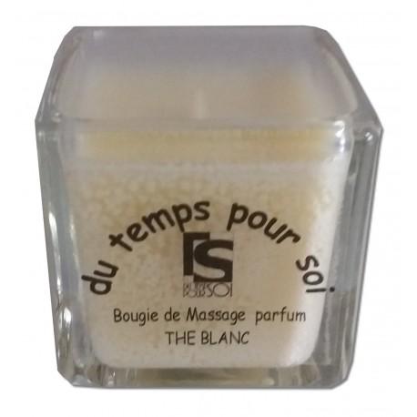 Bougie de massage Thé blanc 60 g