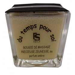Bougie de massage AMBRE - 210 g