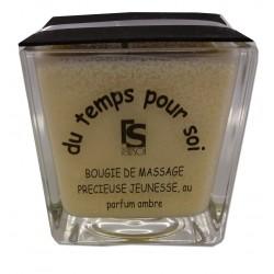 Bougie de massage AMBRE - 210 g