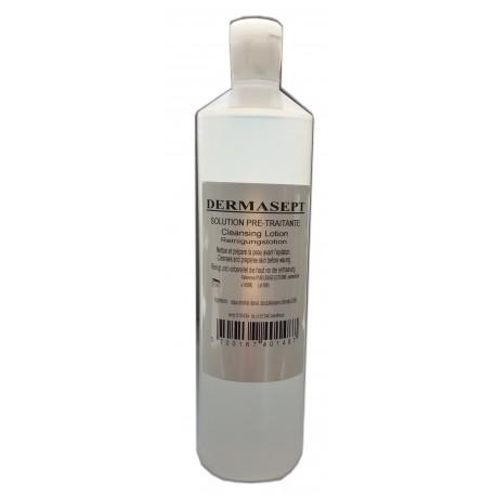 Lotion pré-épilatoire - 500 ml