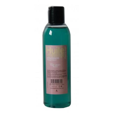 Huile de massage thé vert 200 ml