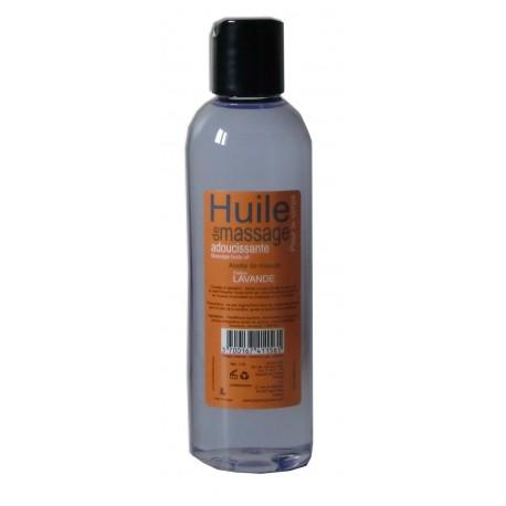 Adoucissante - Lavande - Huile de massage - 200 ml