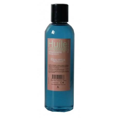 Huile de massage eucalyptus 200 ml