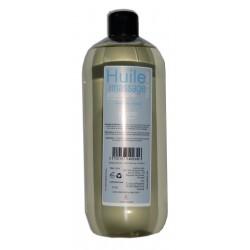 Huile de massage adoucissante Ambre, 1 litre