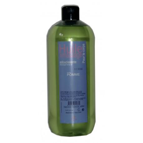 Pomme - Huile de massage adoucissante 1 litre