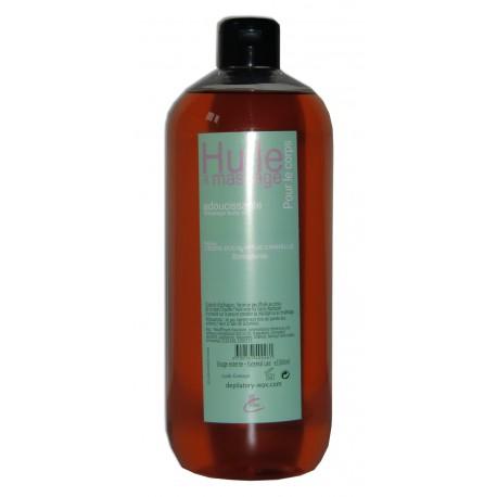 Huile de massage Cannelle eucalyptus cedre, 1 litre