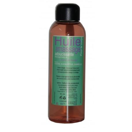 Cannelle Eucalyptus Cèdre - 75 ml Huile de massage adoucissante