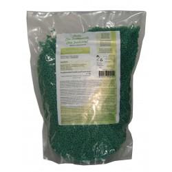 Perles de cire à épiler traditionnelle Verte