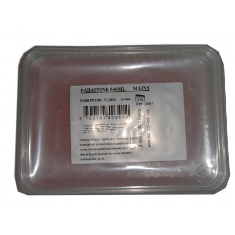 Paraffine manucure - ROSE - 500 ml