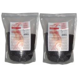 Cire parfumée Fruits rouges - 2 kg Perles cire fushia