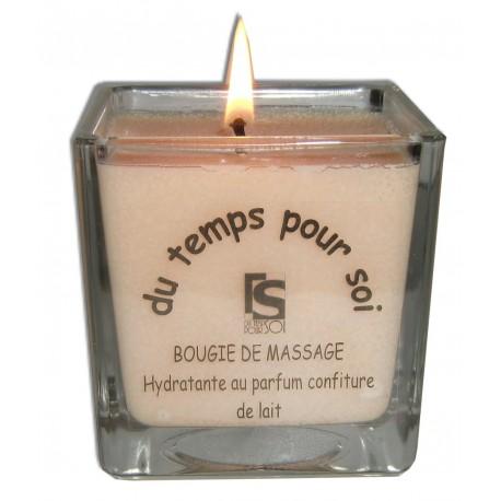 Confiture de lait - Bougie de massage - 210 g