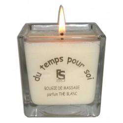 Bougie de massage Thé Blanc 210 g