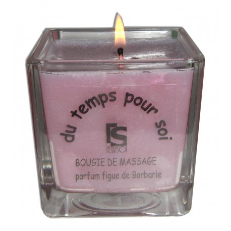 Bougie de massage Figue de barbarie 210 g