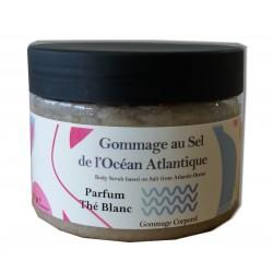 Sel de gommage corps Thé blanc - 200 g
