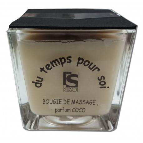 Coco - 210 g bougie de massage