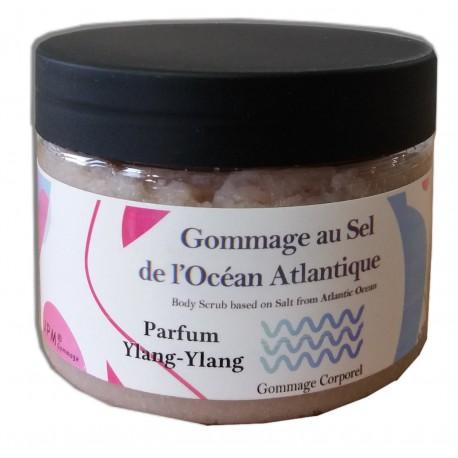 Ylang Ylang - Sel de gommage corps 200 g