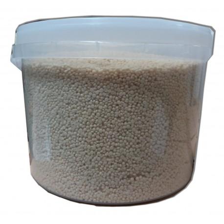 Nacrée blanche. 5 kg perles de cire à épiler