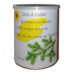 Nature - Pot 800 ml de cire à épiler