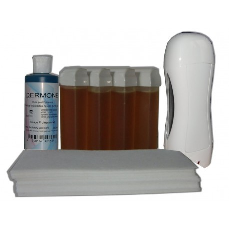 Topaz type miel - SOLOR - Kit 4 x 100ml - Eco