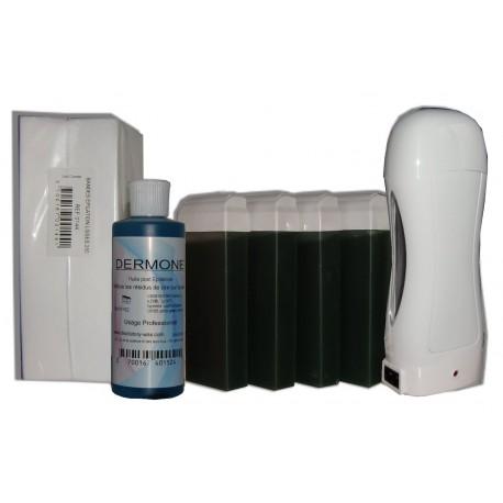 Chlorophylle - Kit SOLOR 4 x 100 ml - 250 bandes