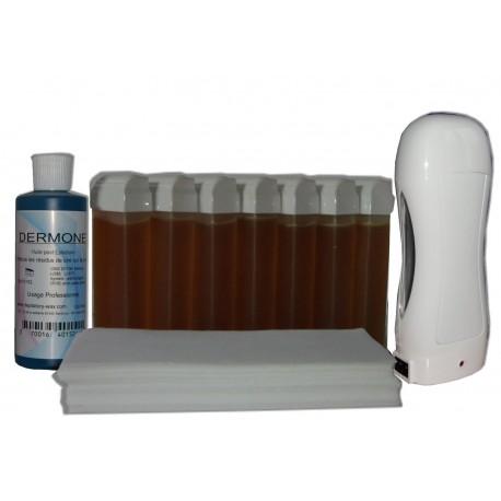 Kit SOLOR - 7 x 100 ml cire MIEL