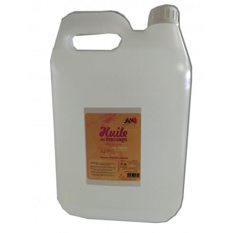 Verveine-Tilleul-Bergamotte - 5 litres - Huile de massage nourrissante-