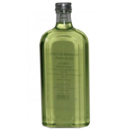 Huile de massage thé vert 500 ml