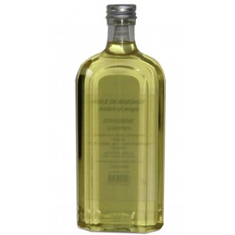 Huile de massage Ambre 500 ml