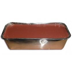 Barquette cire à épiler tradition - Rose - 1000 ml