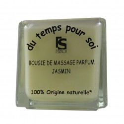 Bougie de massage Jasmin - 60 g