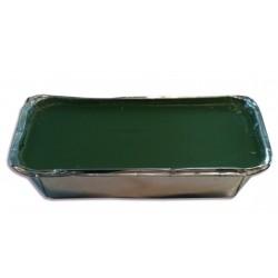 Barquette cire à épiler - Verte - 1000 ml