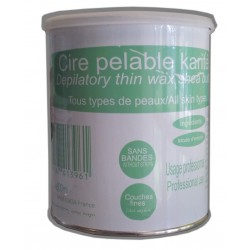 Pot de cire Pelable - Karité - 800 ml