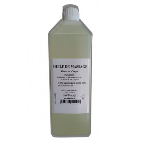 Adoucissante - Camomille - Huile de massage - 1 litre