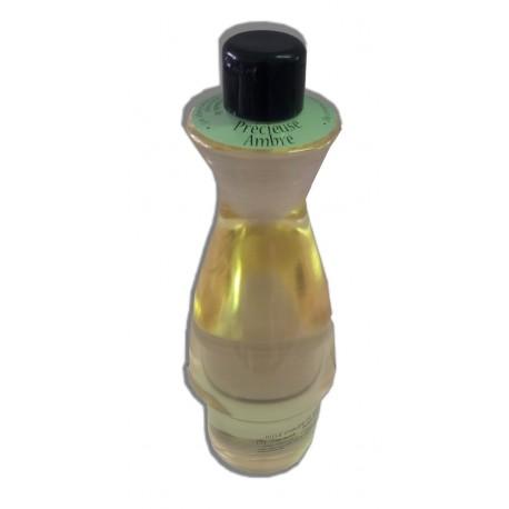 Huile de massage ambre 500 ml chaude
